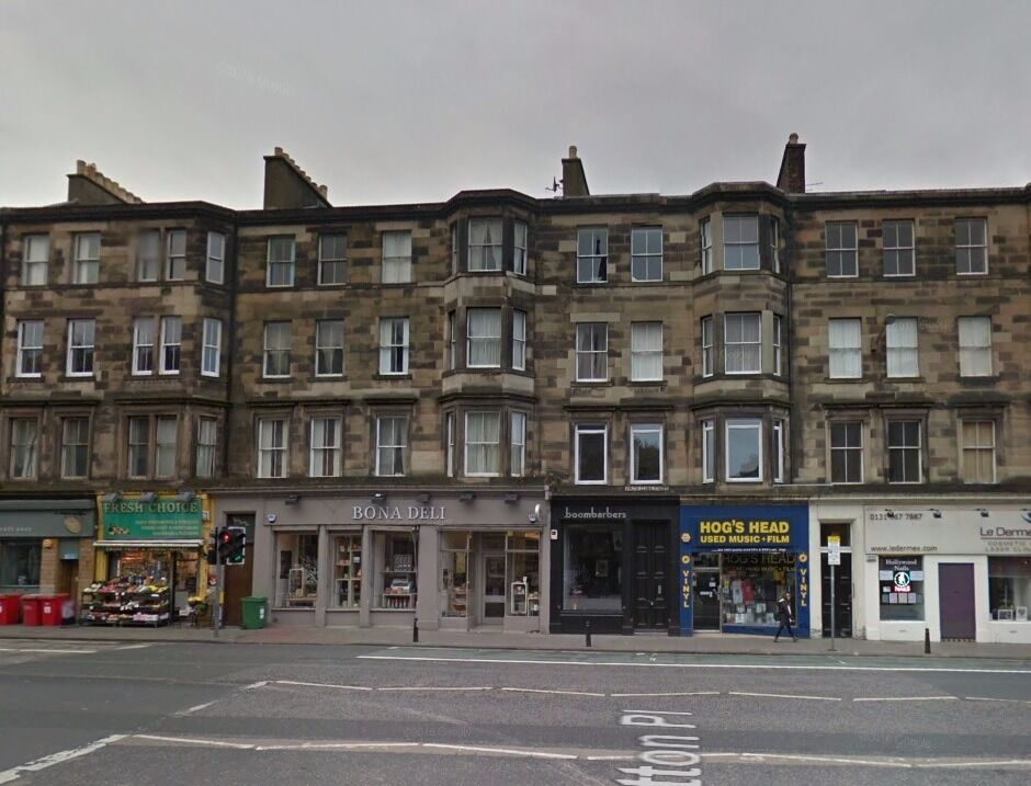 Furnished HMO 5 Bedroom Apartment on South Clerk Street - Edinburgh - Available 17/07/2017