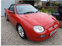 Solar red Mgf