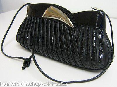 Edle Design BRACCIALINI Damen Lady Handtasche Leder Tasche MADE IN ITALY