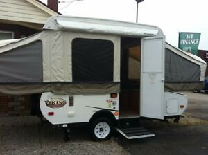 2013 Viking Epic 1906 ST tent trailer