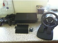 PLAYSTATION 2 WITH EXTRAS/ BUNDLE