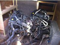 Ford Transit ENGINE 2.0 TDDI 2000-2006 FWD Front wheel Drive