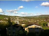 Swap 2 bed ground floor flat with garden Bristol to 2 bed maisonette in Bath