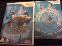 Wii The Golden Compass GAME Boxed