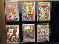 Marvel Avengers laminated pictures for sale ,Spider-Man,hulk,captain America, iron man,Thor,x-men.