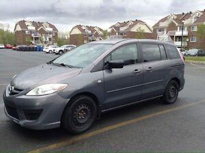 SUPER OFFRE!  2008 Mazda5 familiale
