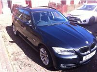 bmw 320d SE Business Edition Touring 5dr leather sta nav AUTO 184bhp 1owner CATD
