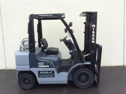 NISSAN FORKLIFT L SERIES 2.5T -Finance or (*Rent-To-Own *$86 pw)
