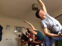 Gentle Community Yoga Class, Leith - Tuesdays 6.30pm