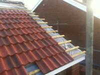 Roofing - property maintenance