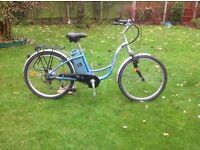 City pioneer electric bicycle