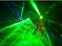 DISCO LIGHTING - PACKAGE