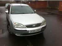 2005 mondeo 2.0 tdci 114k mot october £600.00 tonight only relisted due to timewasters