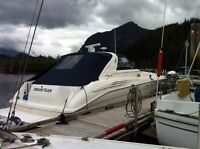 1999 SeaRay 450 Sundancer