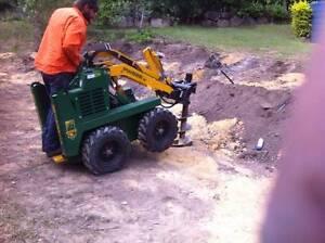 DIY Kanga Mini Digger Wet and Dry Hire ( Dingo ) Logan Central Logan Area Preview