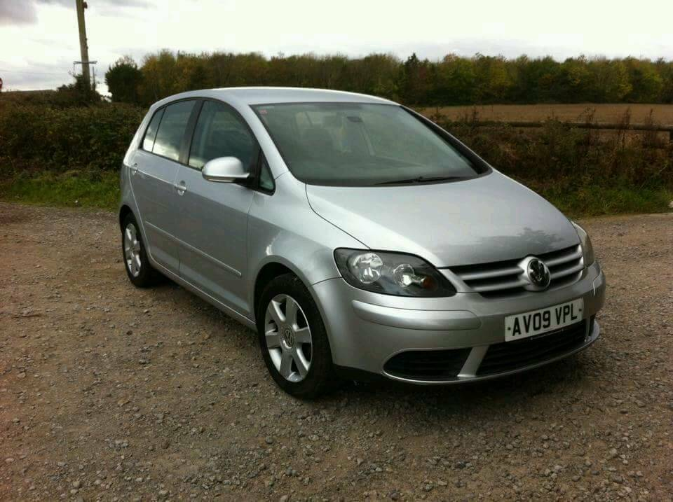 **BARGAIN** VW GOLF PLUS 1.9TDI SE AUTO 2009 FULL HISTORY LOW MILEAGE. QUICK SALE
