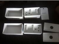 Iphone 4 16 gb original Apple spare boxes