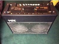 amplifier vox vt100