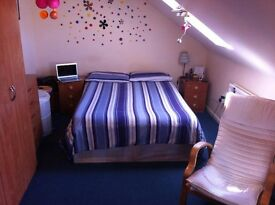 double to rent in lovely home , big and cute room ,