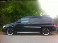 ***2006 Kia Sedona .2.9 tdi ,Auto 7 seater ,Top Spec,leather Trim,Alloy wheels***