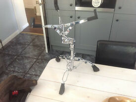 Mapex Snare stand, heavy duty double braced.