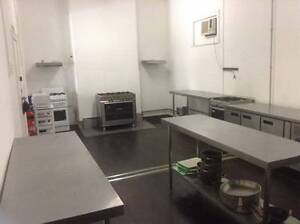 COMMERCIAL KITCHEN FOR RENT BY THE HOUR FROM AS LITTLE AS $16 East Perth Perth City Area Preview