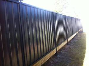 fencing contractor, timber/ colour bond Brisbane City Brisbane North West Preview