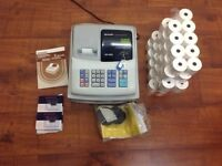 Sharp XE-A102 cash register (used).