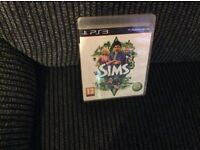Playstation 3 / PS3 The Sims 3 GAME Boxed