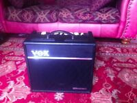 Vox VT40 Guitar combo: £70. Perfect Condition
