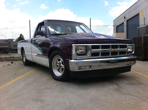 Drag Car - Chevy S10    SWAPS OR SELL Smeaton Grange Camden Area Preview
