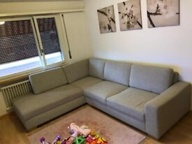 Brand New Ikea Sofa Hardly Used - need to sell quick