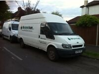 Ford Transit 2005 LWB High Roof 135BHP 6 Speed Only 101k Miles Very clean straight van
