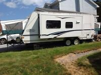Travel Trailer - Bantam hybrid trail-lite by R-vision