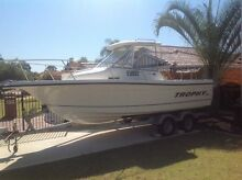 Boat-2012 Trophy model 2152 Walk around Redcliffe Belmont Area Preview