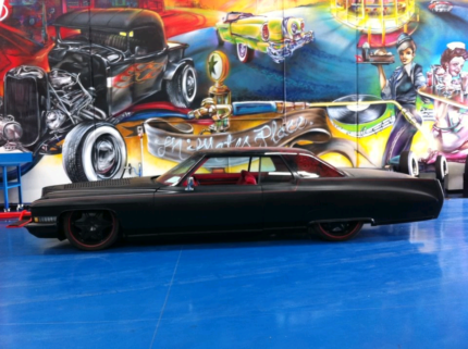 Cadillac, lowrider