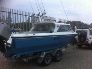 21' Caribbean hard top boat Alkimos Wanneroo Area Preview