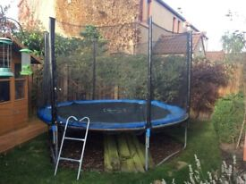10ft Trampoline with all weather cover
