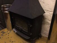 YEOMAN CANOPY TOP NATURAL GAS STOVE