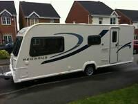 Bailey Pegasus 2 Milan 4 berth caravan