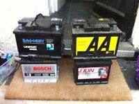 Small car or small van Battery