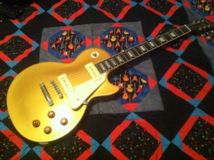 Epiphone 56 Gold Top Les Paul Goldtop Gibson Gosnells Gosnells Area Preview