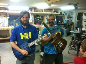 Guitar building and repair school Stratford Kitchener Area image 10