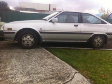 1985 Mitsubishi Cordia Hatchback Glenorchy Area Preview