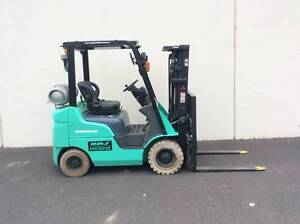 MITSUBISHI FORKLIFT 1.8T 4.3m - Finance or (*Rent-To-Own *$86 pw) Ferntree Gully Knox Area Preview