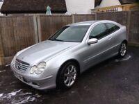 Mercedes c180 petrol