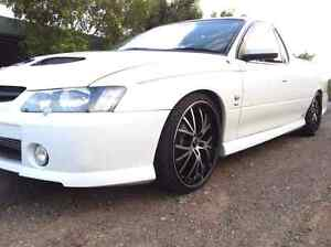 *SWAPS* 2003 VY SS TURBO LS1 UTE Browns Plains Logan Area Preview