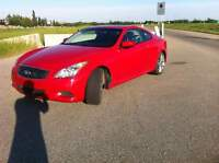Red Infiniti G37s For SALE!!!