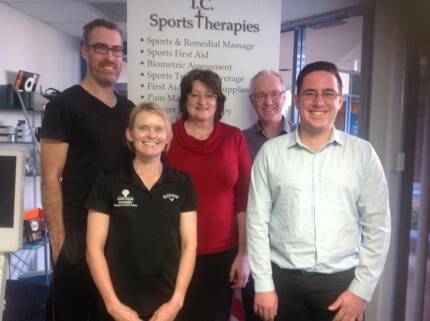 IC Sports Therapies
