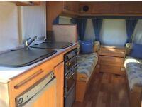 Compass Magnum 5 Berth Toruring Caravan